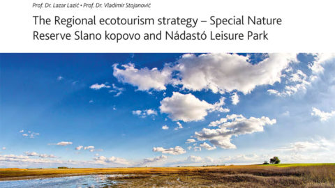 The Regional ecotourism strategy